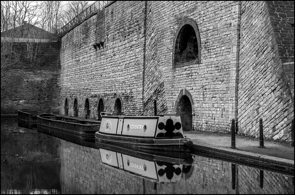 Lime Kilns by the Canal