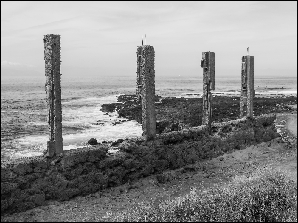Pillars Left Behind