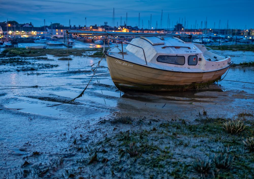 """""""Da ja vu"""" Shoreham Harbour"""