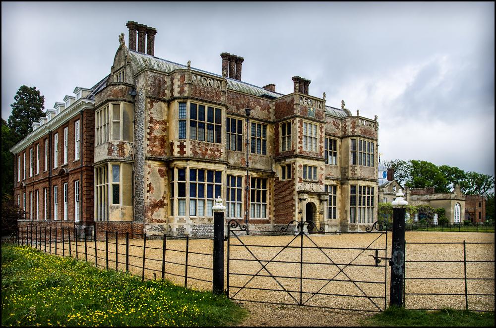 Fellbrigg Hall, Norfolk