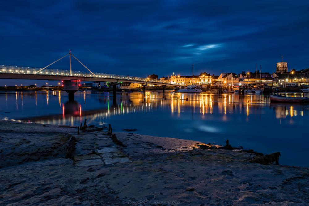 Shoreham Blue Hour