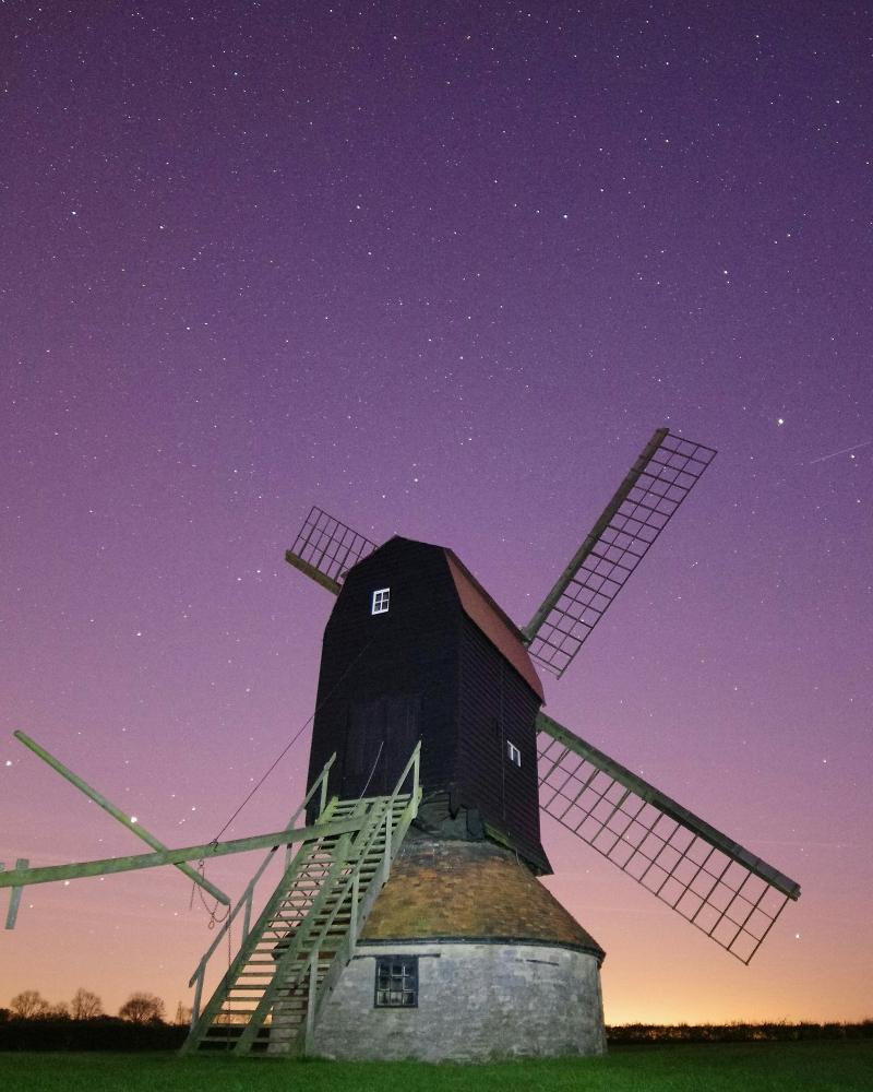 Stevington windmill.