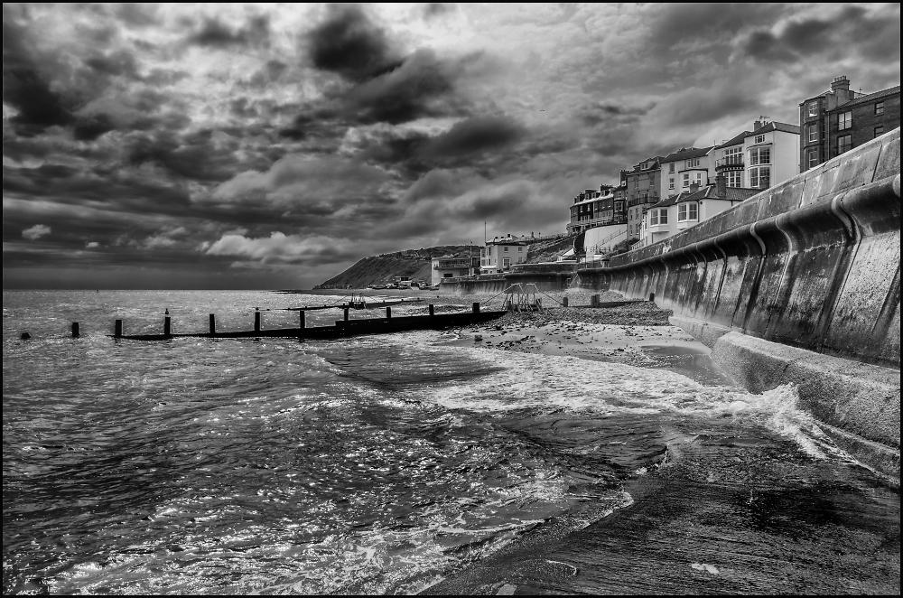 The Beach at Cromer, Norfolk