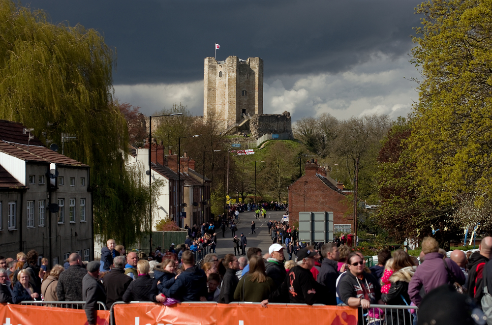 Towards The Castle