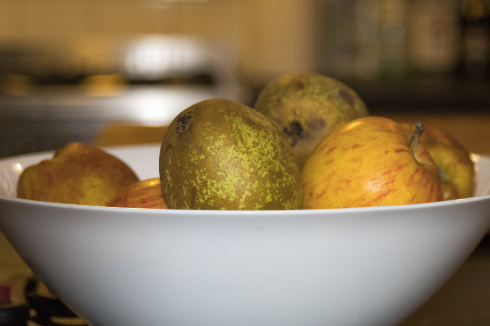 Fruit bowl of the common man