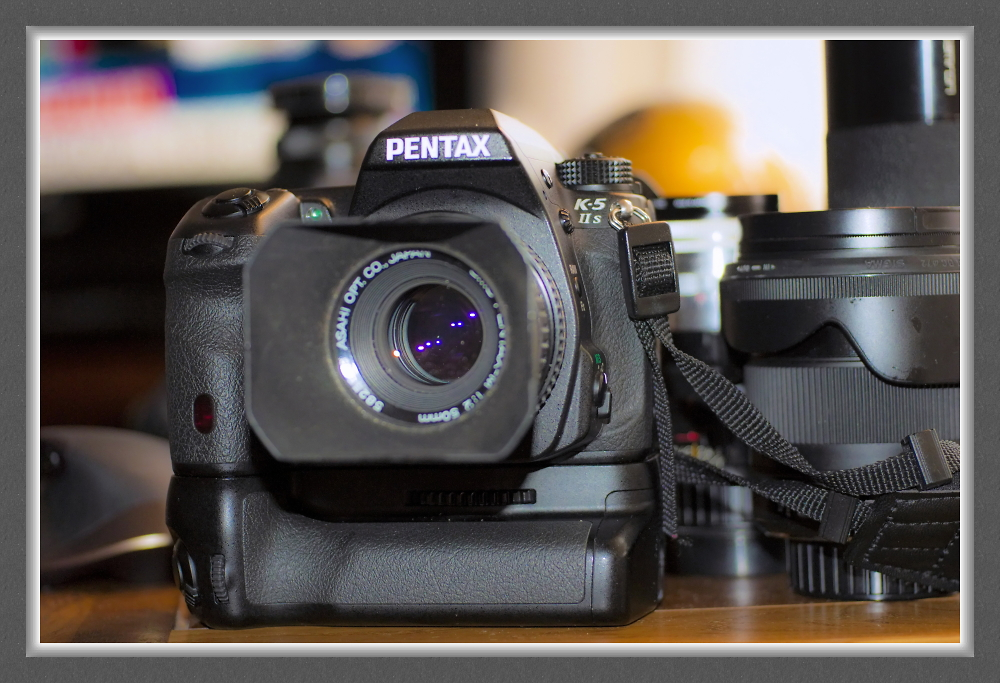 Pentax K5iis-ASAHI Pentax 50mm