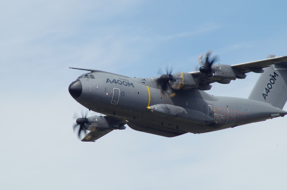 Airbus A400M miltary transport