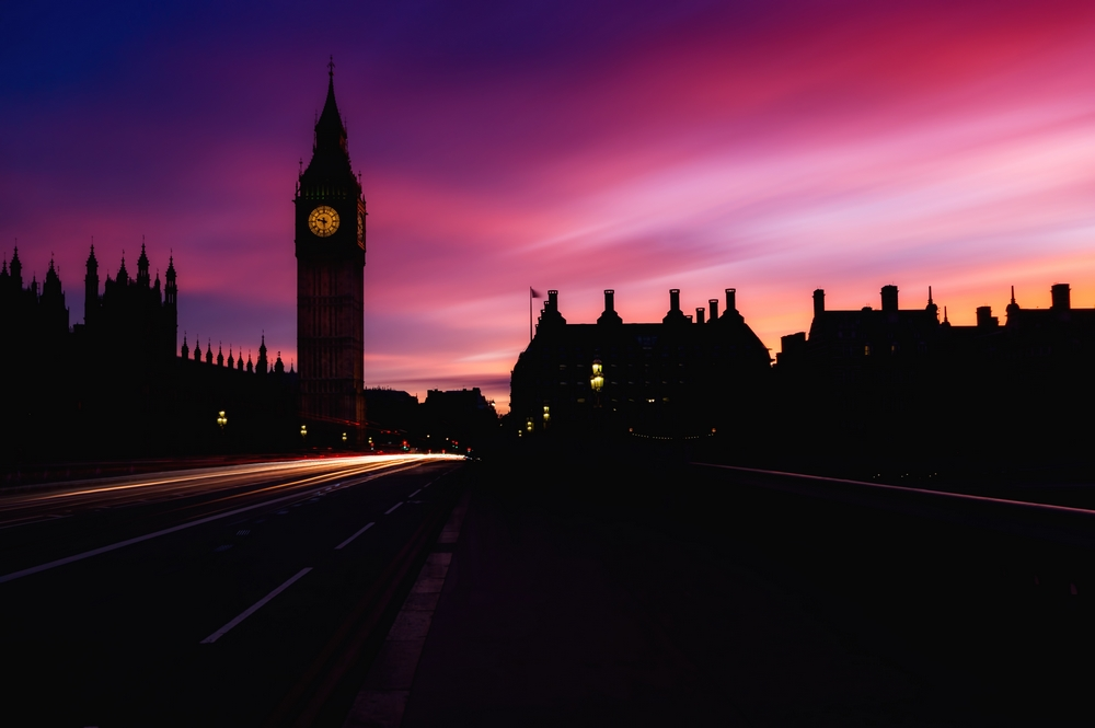 'Big Ben' at Sunset