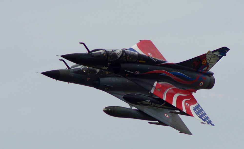 La Fayette squadron