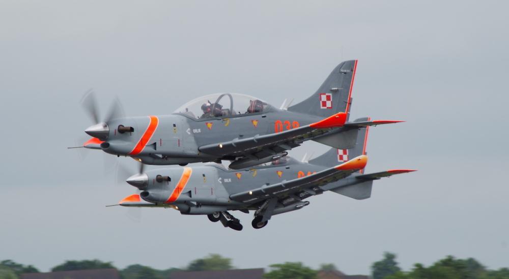 Polish Air Force...Team Orlik