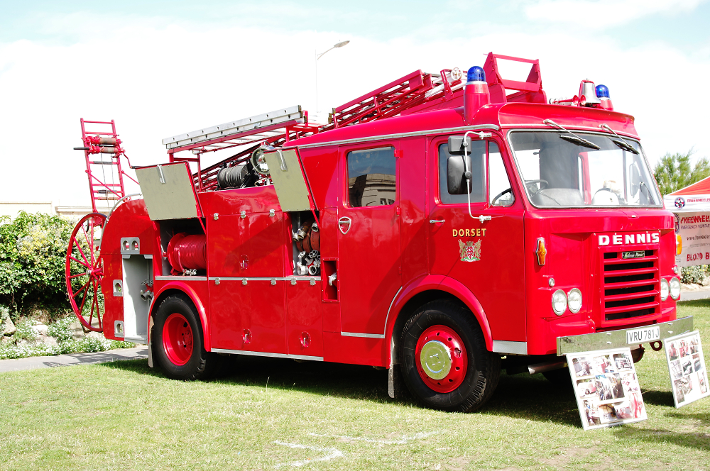 Weston Super mare 999 service display