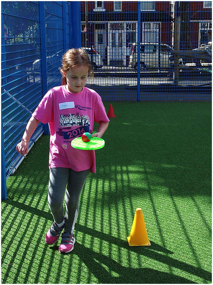 Amelia's School Sports Day