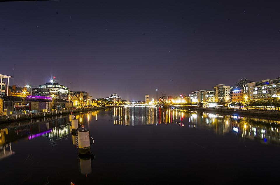 Liffey River Dublin