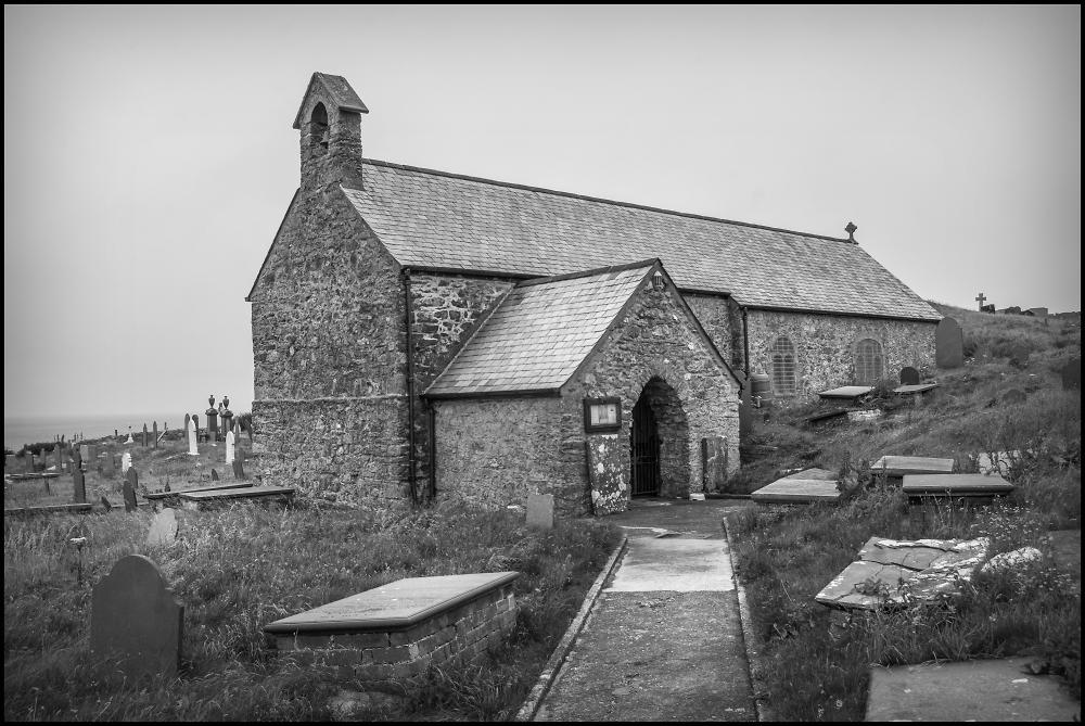 Llanbadrig Church, Anglesey