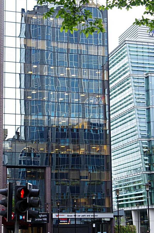 The Wesley General building