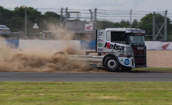 Truck Racing Donington Park