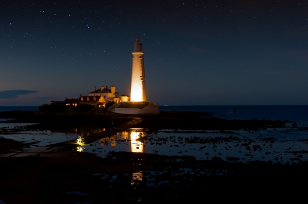 Whitley Bay Lighthouse