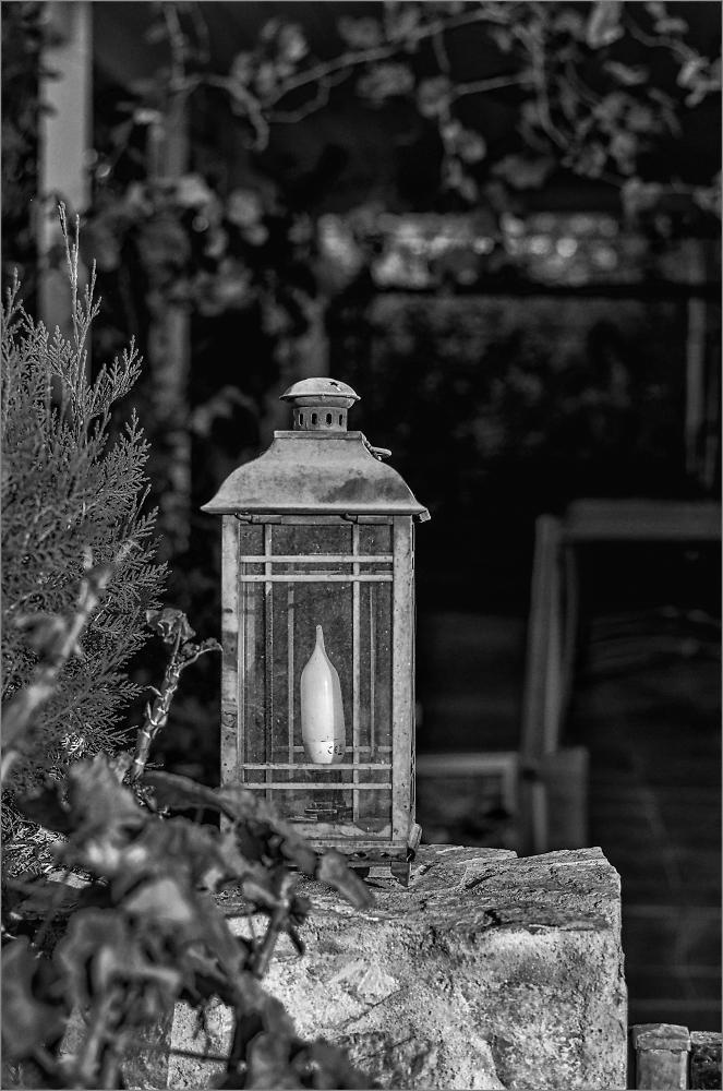 Lantern at the Gate