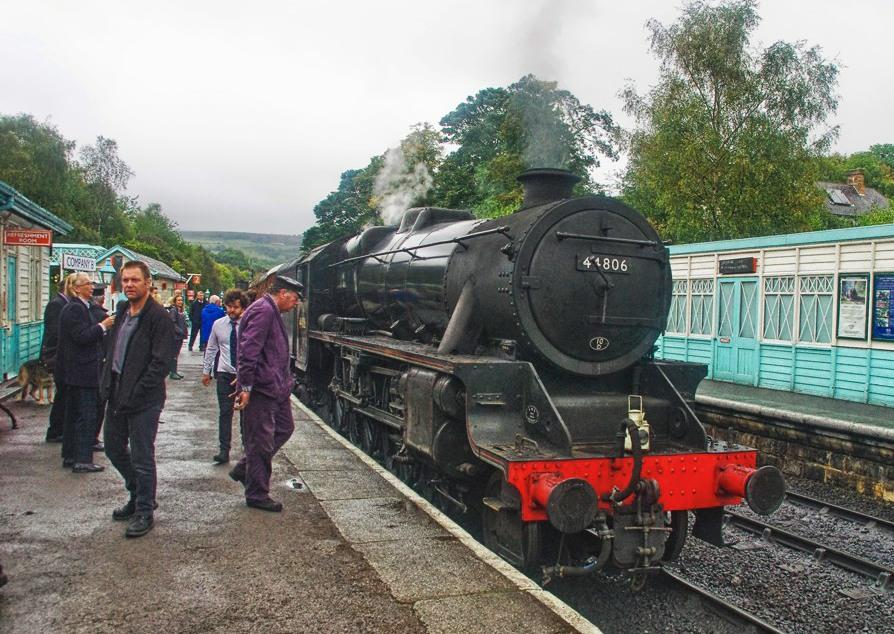 All aboard......Grosmont N. Yorkshire
