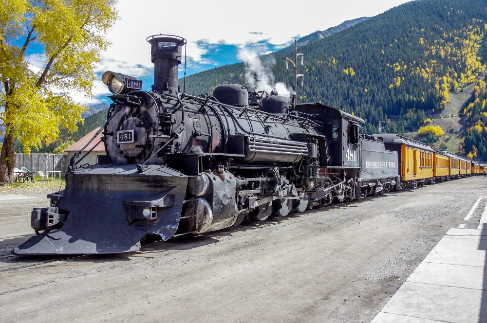 Durango & Silverton NGSR