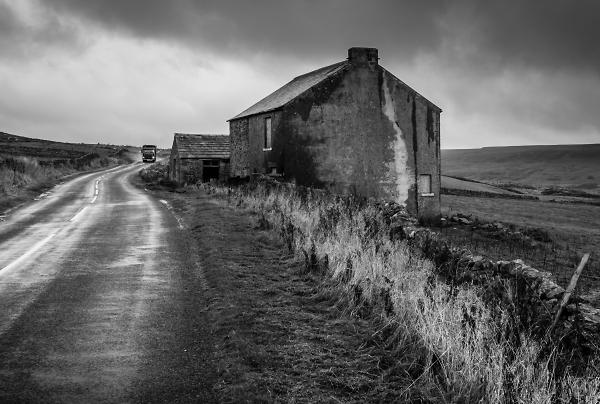 The Old Farmhouse.