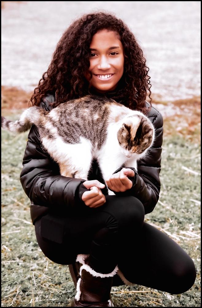 Kayleigh 'N Kitty