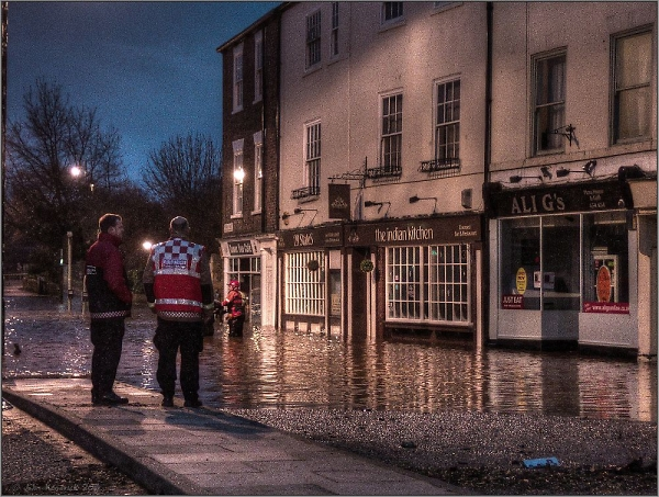 River Foss Flooding, York, December 2015
