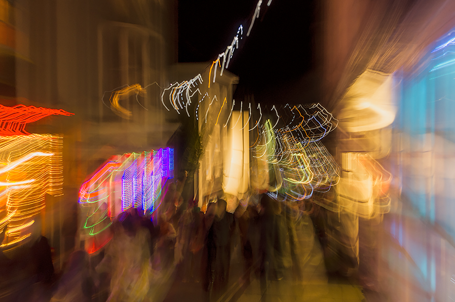 Nocturne - Totnes Christmas Market