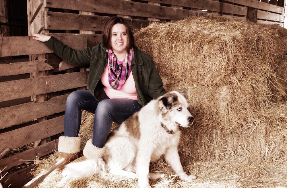 Shania & Brody Dog