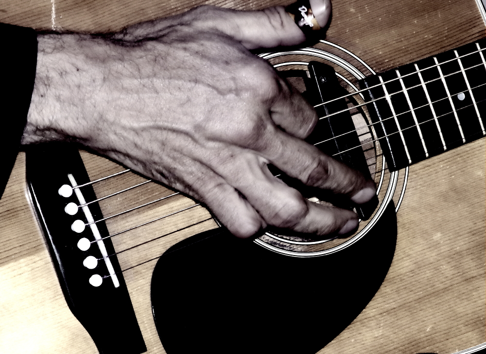 The right hand of genius