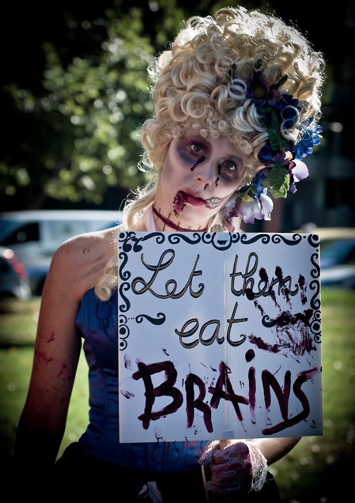 Let Them Eat Brains