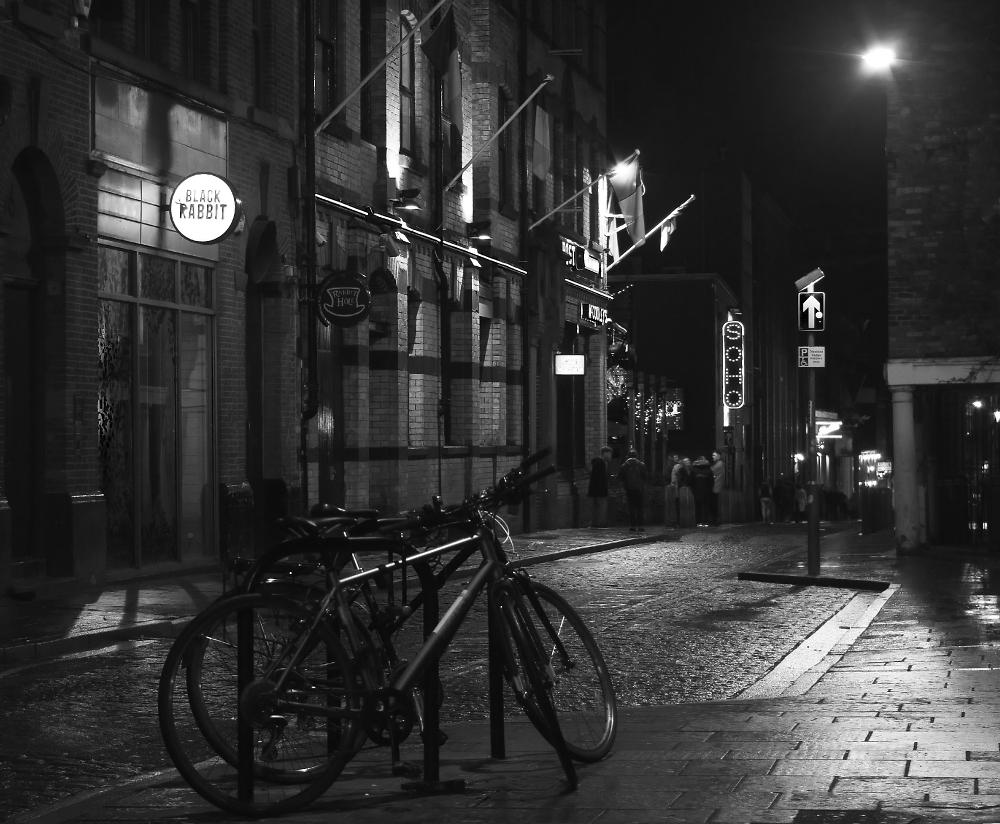 Liverpool back street