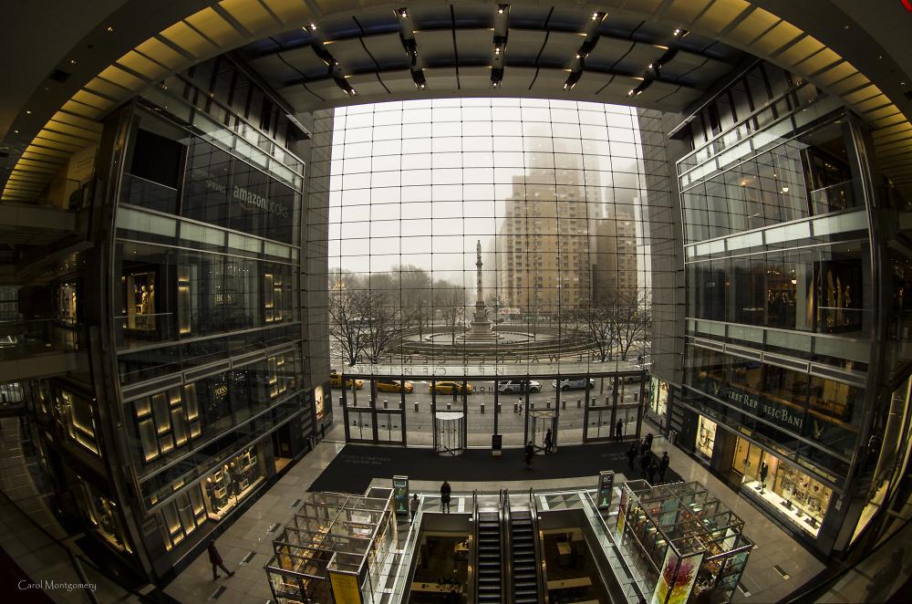 Mall in Manhattan