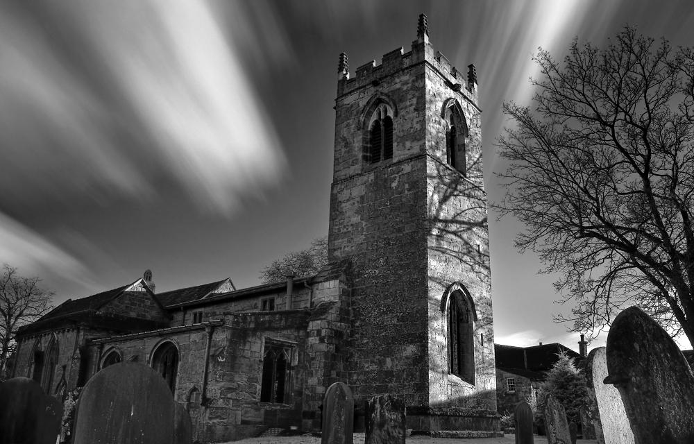 Thorpe Salvin Church