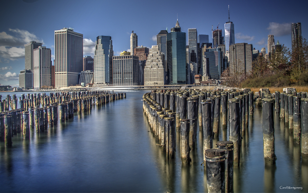 Manhattan Landscape