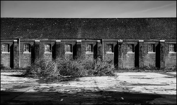 Royal Navy Armaments Depot, Priddy's Hard, Gosport, Hampshire.