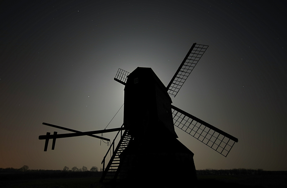 Halo Stevington windmill