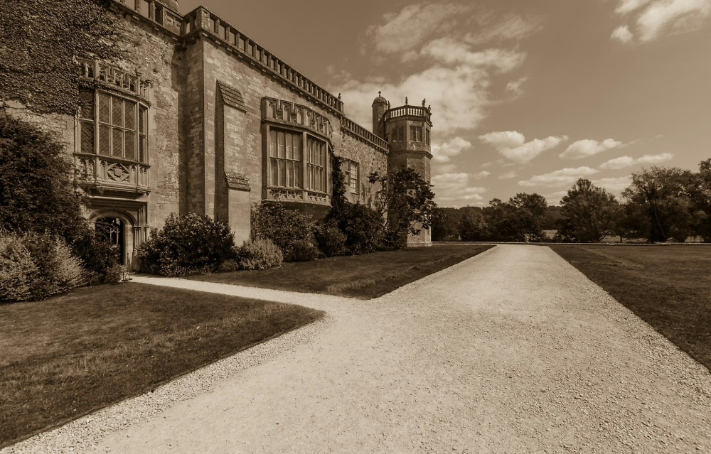 Lacock Abbey - The birthplace of photography