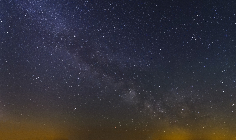 Milky Way! My first :D