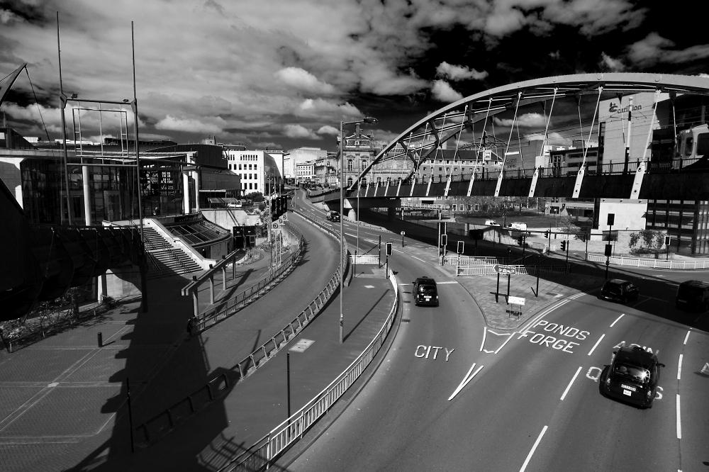 Sheffield's Urban landscape 3