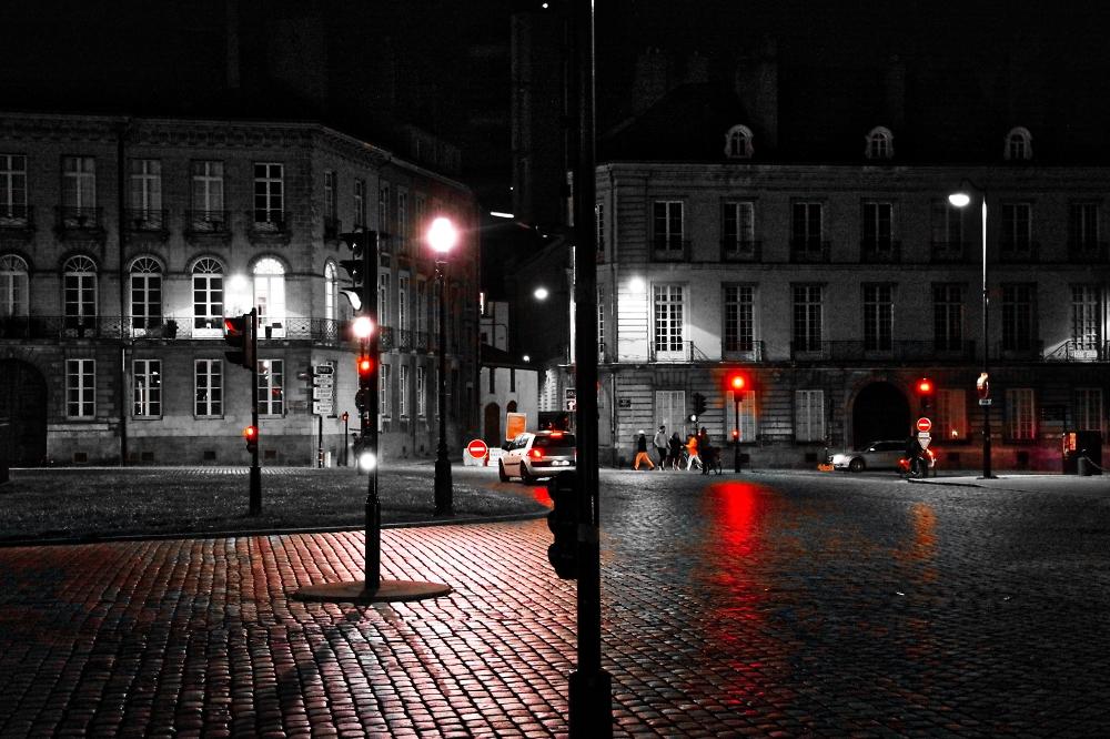 The permissiveness of  night