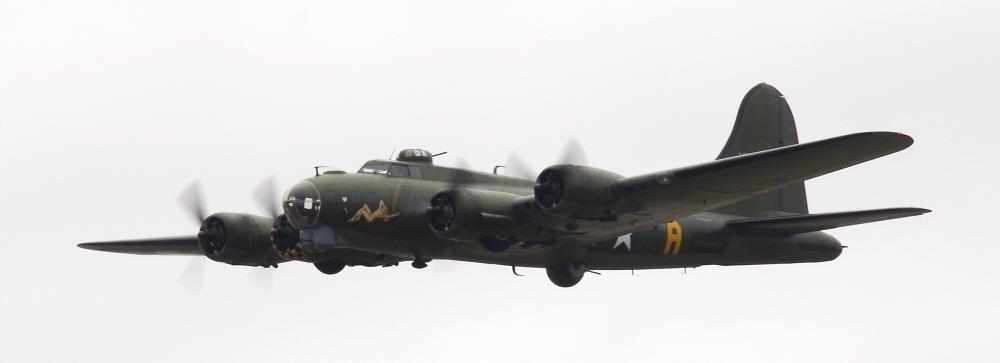 "B-17G  Flying Fortress ""Sally B"""
