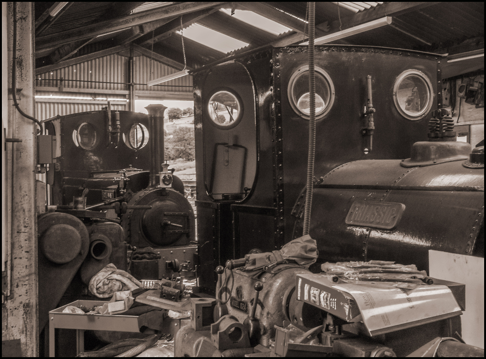 Narrow Gauge Engine Shed
