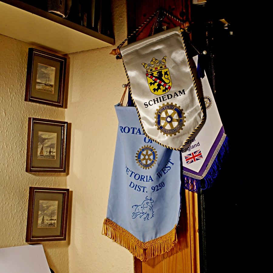 pennants and pictures
