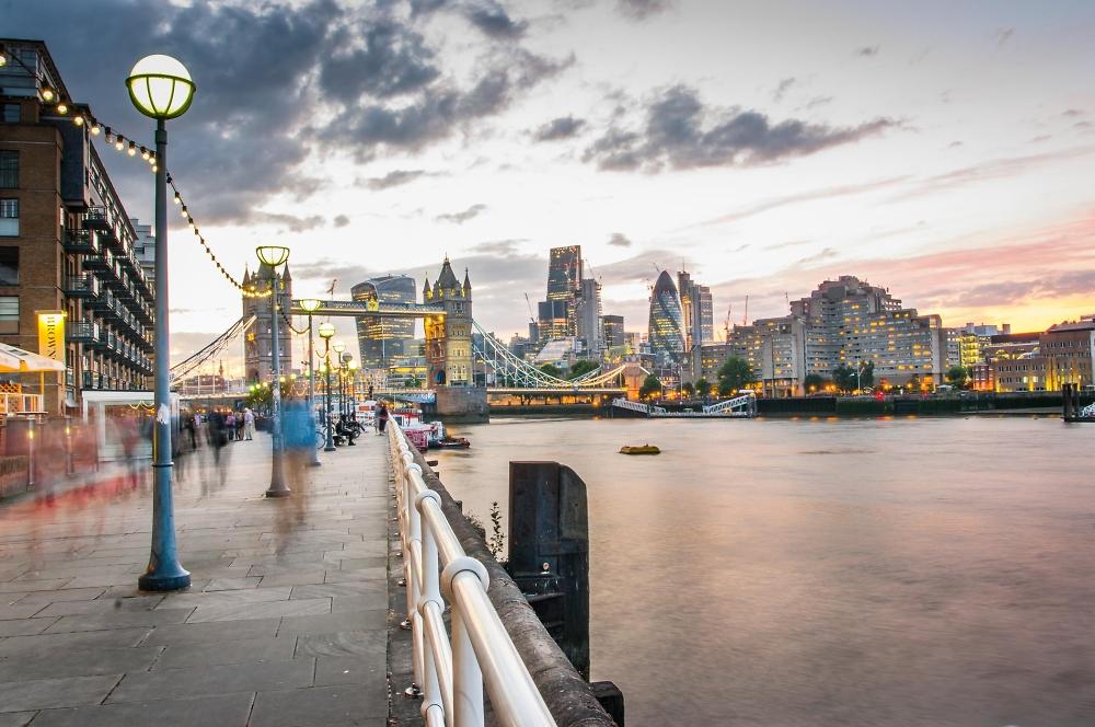 Tower Bridge Prom
