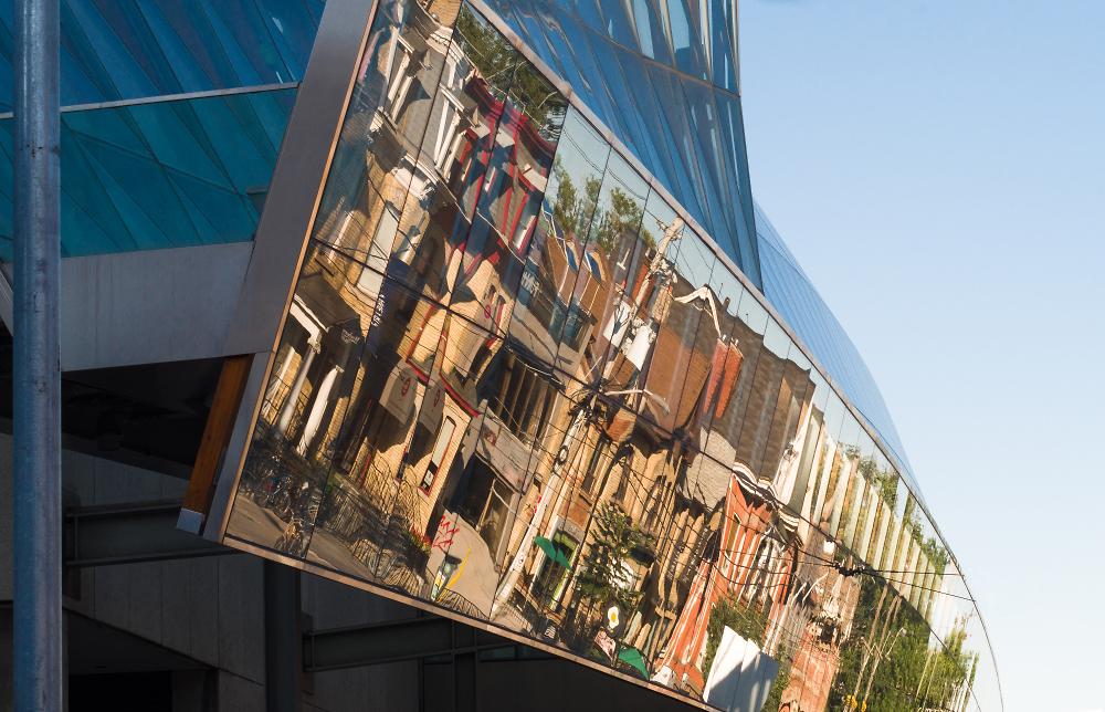 Facade: Art Gallery of Ontario