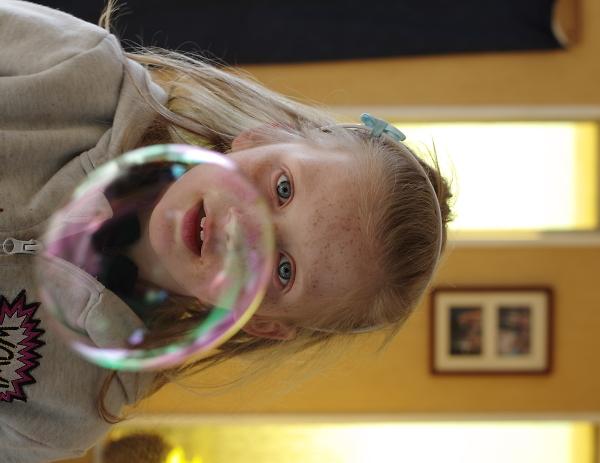 bubble lass