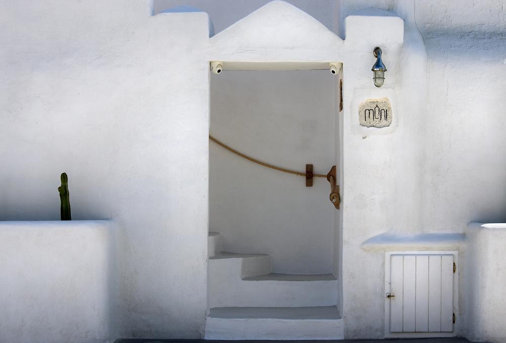 Doorway & Steps