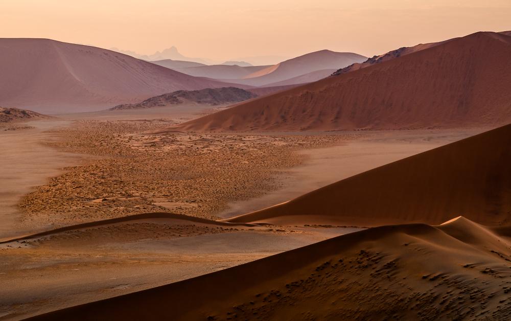 Namib Desert Dawn