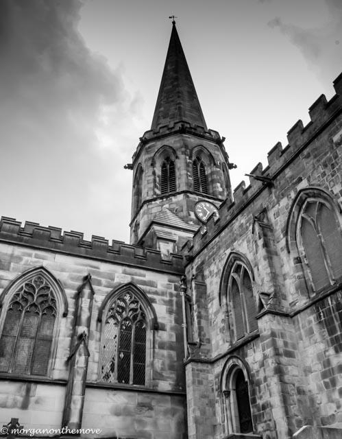 The Church.Bakewell